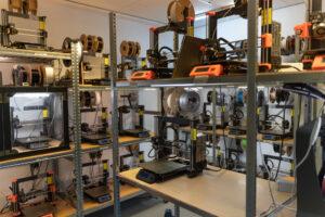 3D printers voor snelle preoductie