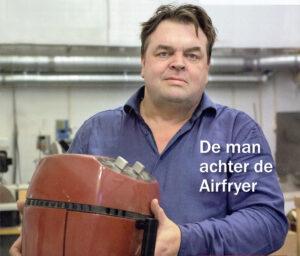 Interview met de uitvinder van de Airfryer
